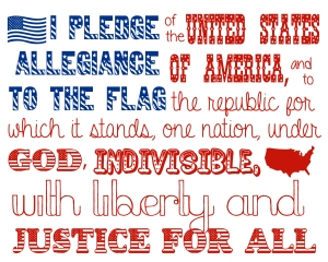 Pledge-Of-Allegiance-